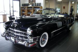 1949 Cadillac Series 62 331 v8 160HP Hydromatic 4 Speed Automatic Transmission
