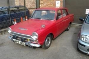 1966 FORD CORTINA MK1 GT