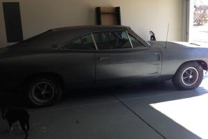 1969 Dodge Charger Hard top Numbers Matching Car 383 V8  4 BBL high Performance