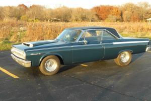 1965 DODGE CORONET A990 SUPER STOCK RECREATION,W/'69-383 ORIGINAL CALIFORNIA CAR