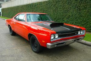 1969 ½ Dodge 440 6 Pack Super Bee