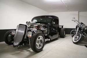 1939 Custom Dodge Hot Rod
