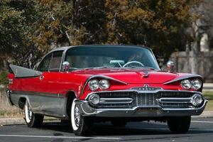 """1959 Red AS SEEN ON """" The Experts!"""