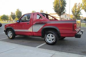 1989 Shelby Dakota V8 Dodge Truck * * * VERY LOW MILES * * *    PRICED TO SELL for Sale