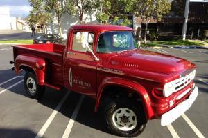 Amazing 59 Dodge Power Wagon, Restored!