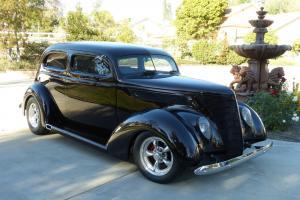 1937 Ford Slant Back Two Door