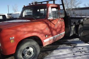 1973 International 1310 1 Ton Pickup Truck