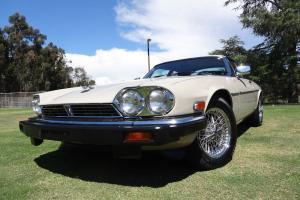1986 Jaguar XJS V12, LOW MILES, ONE OF A KIND