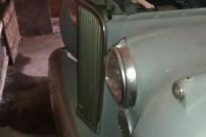 Rare 1953 Luxury Collectible Jaguar Mark VII (7) 4 door Sedan w/ Sunroof LOOK! for Sale