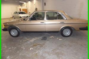 One Owner Southern California Rust Free Original Low Miles 300D Stunning 123 TD!