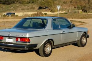 Mercedes-Benz 300 CD / CDT Turbo Diesel No Reserve! Coupe W123