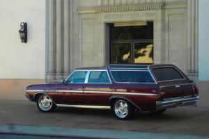 1964 Buick Sylark Sport Wagon, Californiaa Car from New