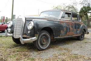 1954 Mercedes Benz 300 b Adenauer