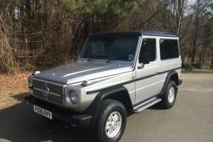 1988 Mercedes Benz G280