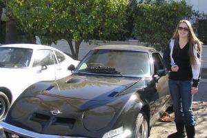 70 Opel GT 1900 Series Photo