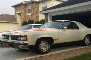 1977 Pontiac Lemans Sport Coupe Can Am