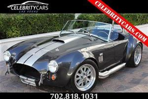 1965 Shelby Cobra Factory Five Racing MKII Roadster 5843 miles Trades Welcome
