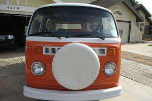 1974 VW Westfalia TinTop Weekender Camper Bus
