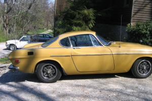 1971 Volvo 1800e Coupe
