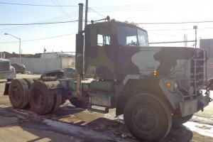 1979 AM General Tractor - All Wheel Drive