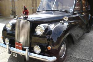 1955 Austin Princess DM4 Limousine Vanden Plas Ex Military