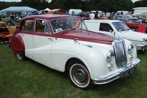 Armstrong Siddeley Sapphire 1953