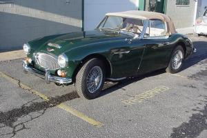 1966 Austin Healey 3000 BJ8 MK III Photo