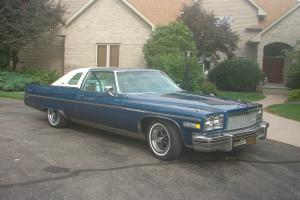 1976 Buick Limited Edition