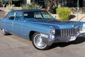 1965 Cadillac Fleetwood Brougham, 63k Original Miles, Great Old Cadillac!