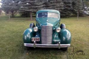 1936 Cadillac 70 Series Coupe - Extremely Rare! Original Car! Great Driver!