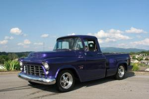 Frame Off 1956 Chevy Short Bed Pickup