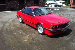 BMW 635CSI E24 (FULL RESTORED STUNNING)