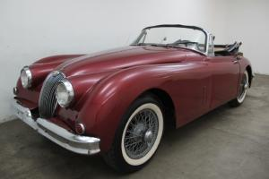 Jaguar xk150 DHC 1959 with overdrive, excellent rust free driver