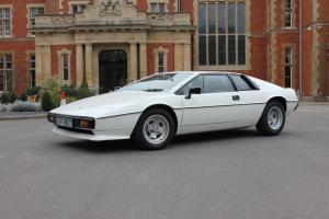 Lotus Esprit S2 - Monaco White