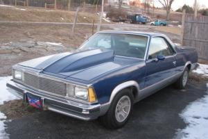 1981 GMC ELCAMINO