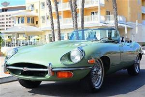 '70 E type Series II Roadster, 24,000 Miles, Immaculate throughout
