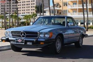 1980 450 SL, 2 local owners, 29,055 miles, incredible original example