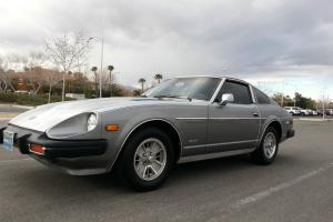 Classic 1980 Datsun 280ZX Sports Coupe Nissan