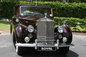1957 Rolls Royce Silver Wraith Limousine Photo