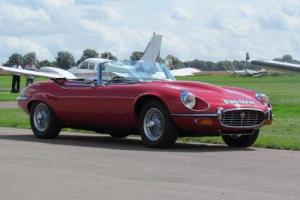 1973 JAGUAR E-TYPE 5.3 OPEN 5D