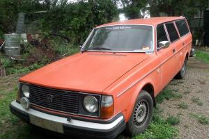 Volvo Rare 245 Manual Panel VAN Wagon 1978 Original Condition in New Farm, QLD Photo