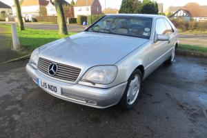 MERCEDES BENZ CL600 (EX PETER SCHMEICHAEL)