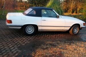 MERCEDES 280 SL SPORT ROADSTER P/X POSSIBLE CAR OR VAN AND CASH