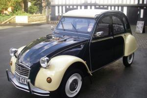 Citroen 2 CV Dolly immaculate/genuine low milage