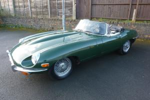 Jaguar E Type S2 4.2 Roadster