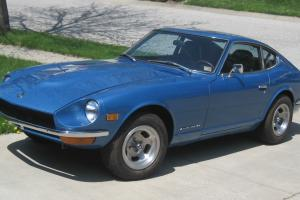 Classic 1971 Datsun 240z, stored for decade, now gleaming and running great!