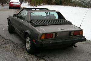 1986 FIAT BERTONE X 1/9