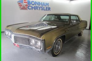 1970 coupe Used Automatic V8 225 Low Miles