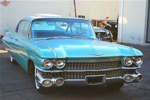 '59 6 Window sedan, superb original example