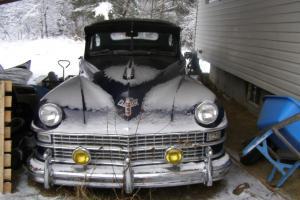 1948 Chrysler New Yorker Sedan